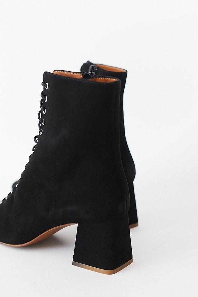 Pinterest Suede Parc Becca Shop Boots Black ZAWwgqXgEU