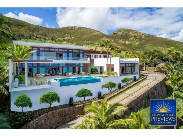 88 best images about tropical mansions villas on. Black Bedroom Furniture Sets. Home Design Ideas