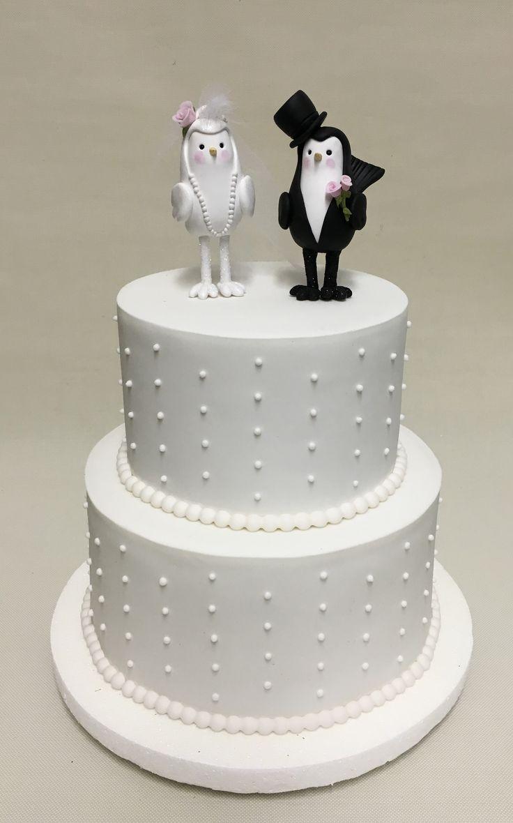 77 best Wedding Cakes images on Pinterest   Cake wedding, Food cakes ...