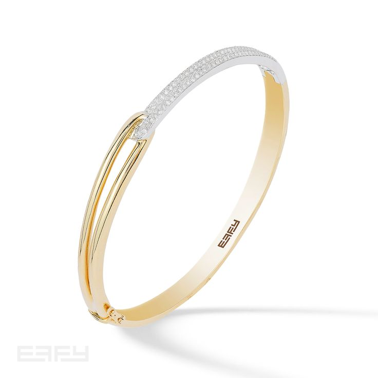Introducing the Duo Collection...an interlocking elegance. Revealing soon at EffyJewelry.com