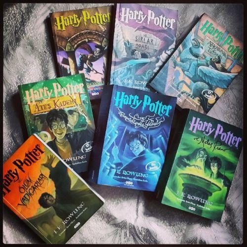 harry potter kitap serisi kitapları al kitapalti