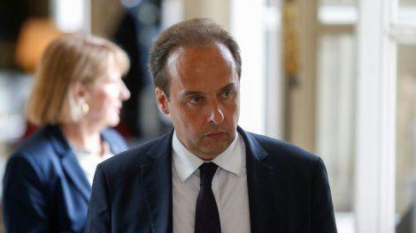 """Jean-Christophe Lagarde, président de l'UDI, a mis en garde mardi les députés de la République en Marche sur le risque de se comporter en """"moutons de Panurge"""" sans jouer suffisamment le rôle de contre-pouvoir face au gouvernement."""