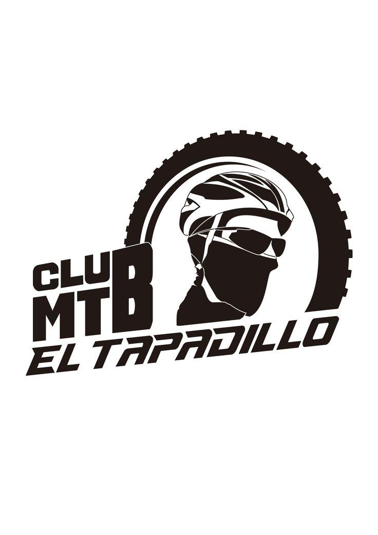 Logo para el club MTB El Tapadillo   Sepeda gunung, Sepeda