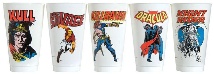 1975 7-11 Slurpee Cups Part 2