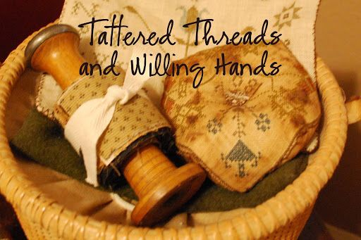 Tattered Threads & Willing Hands