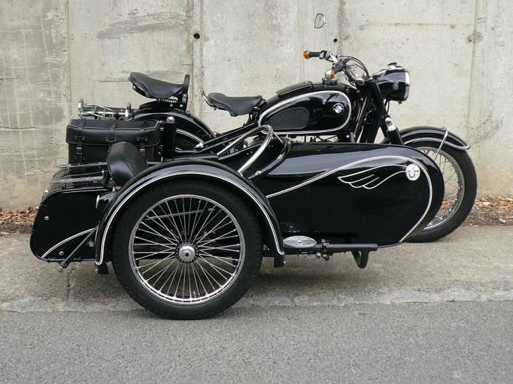 BMW Sidecar • BMW Gespann • BMW
