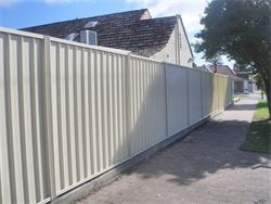 colorbond, post and rail fencing. adelaide, good neighbour, marion fencing