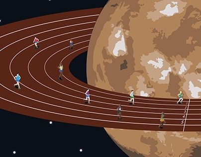 """Check out new work on my @Behance portfolio: """"Olympic Saturn"""" http://be.net/gallery/38468335/Olympic-Saturn"""