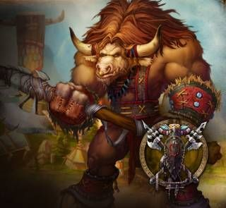 Lorewise Who Is Stronger Physically Orcs Vs Humans Vs Tauren