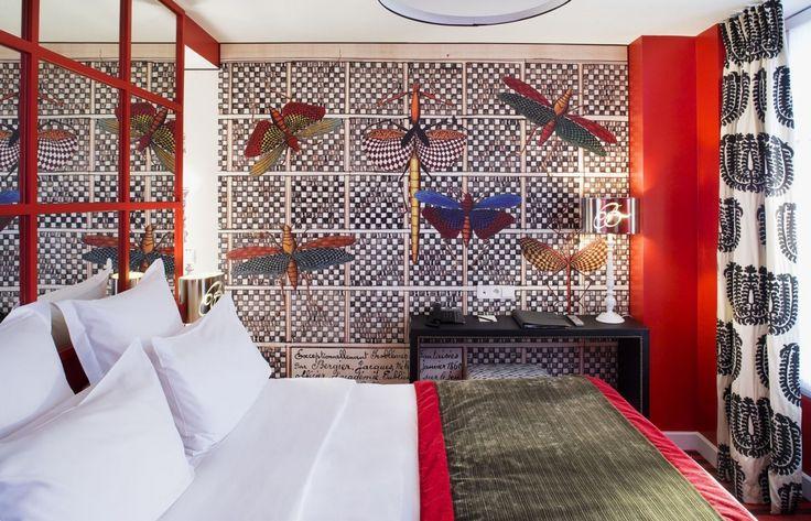 Hotel Le Bellechasse Paris - Room