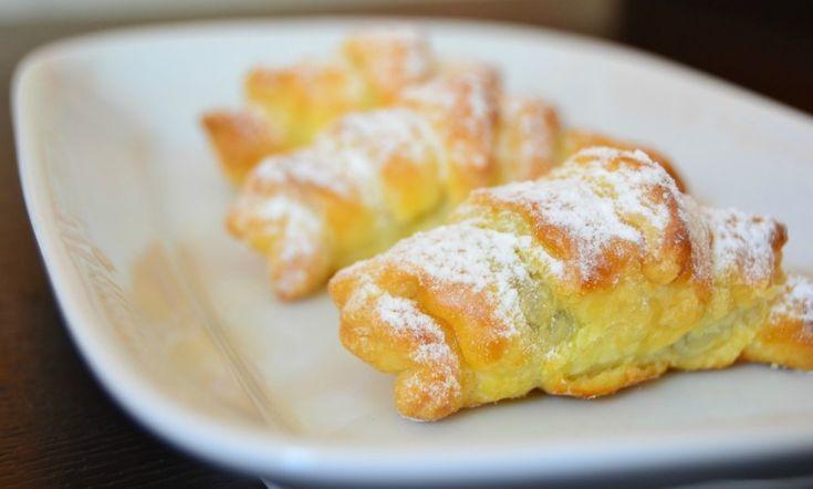 Mini croissant - Ricetta facile e veloce