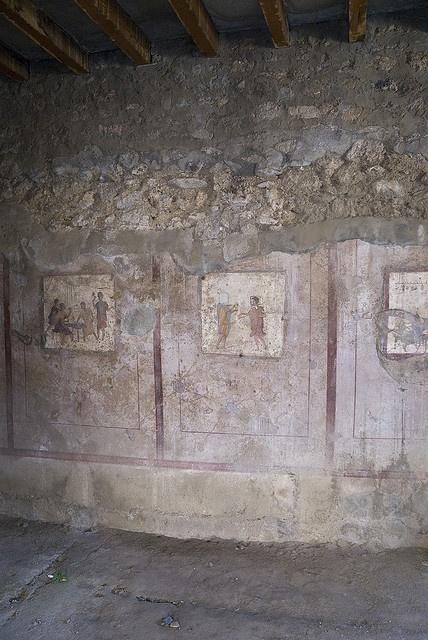 Pompeii, Italy, Wall Art