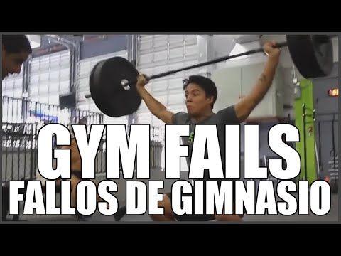 (5) Fallos de Gimnasio recopilacion | Gym Fails compilation - YouTube