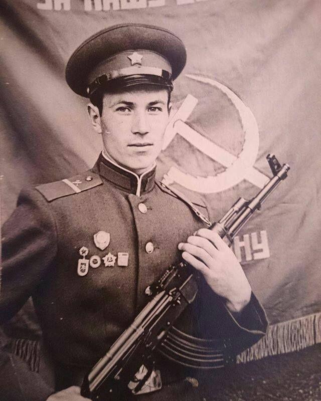 солдат ссср фото высоцкая силах