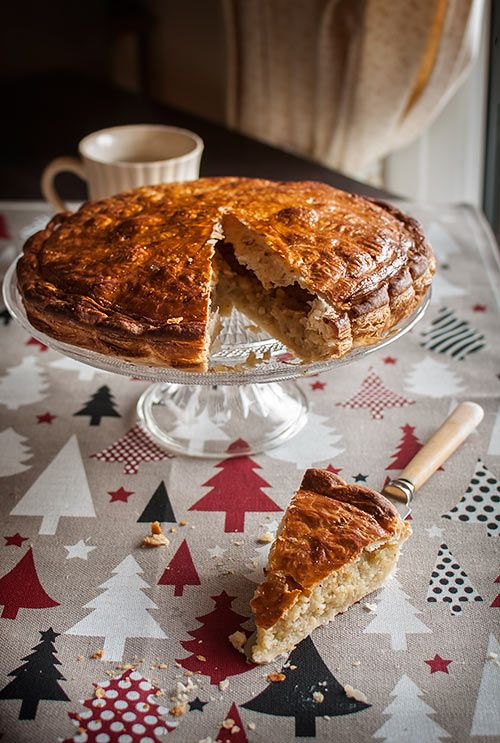 Receta paso a pasoGalette des Rois o pastel de Reyes