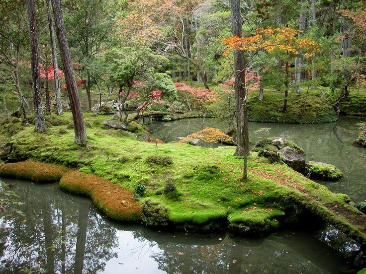 Musō Kokushi - Saiho-ji, Kyoto http://robertketchell.blogspot.com.ar/2014/07/on-landscape-vision-of-muso-kokushi.html