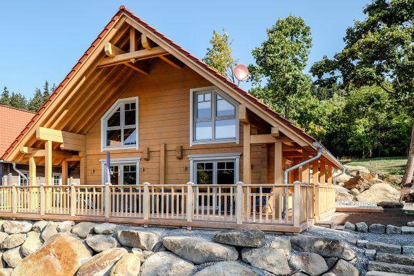 BergwaldLodge Einklang in Schierke ab 99 € pro Objekt / Nacht. Buchen Sie dieses Ferienhaus für bis zu 8 Personen in der Region Harz, Harz - Sachsen-Anhalt in Schierke!