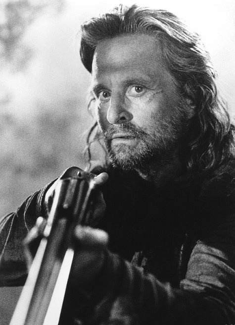 Michael Douglas as Charles Remington The Ghost And The Darkness...legit: Michael Douglas Catherine, Darkness Bamf, 90 S Movies, Ghosts, Favorite Movies, Jungle Movies, Darkness Legit, Charles Remington