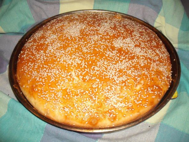 85 best algerian food images on pinterest algerian food algerian algerian khobz el dar semolina bread forumfinder Images