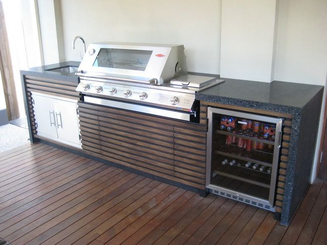 Beefeater SL 4000 6 burner BBQ - Built-in BBQ Gallery | BBQ's & Outdoor