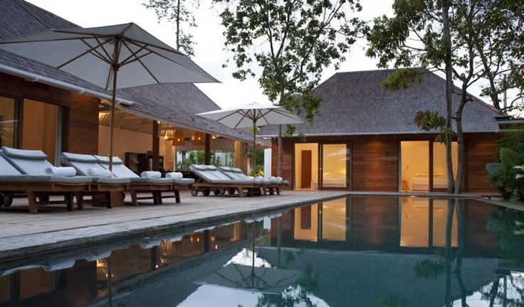 reclaimed teak-Villa Roman - Indonesia