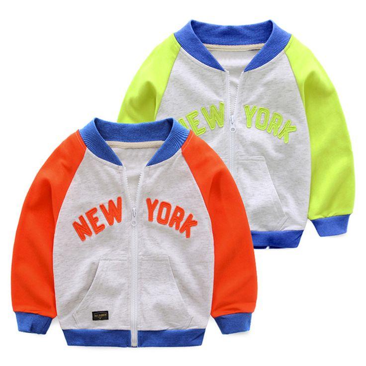 >> Click to Buy << Mudkingom Boys Baseball Jacket 2017 New Autumn Trendy Letters Design Zipper Fleece Jacket Casual Coat Kids Boy Outdoor Sportwear #Affiliate