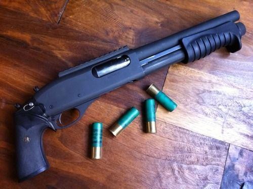 Remington 870 MCS (Modular Combat Shotgun)