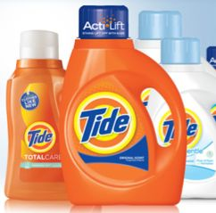 Print out your $1.00 off Tide coupon! Pair this coupon for Tide detergent with a sale of Tide and you will get your detergent for a super low price!