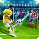 Download Shoot Goal - Soccer Game 2018 Top Leagues Apk  V1.1:   The soccer game 2018 of the top leagues is ready for you to become a soccer star. It's the last minute of the game to win the top league, you have to shoot free kicks or shoot penalties to win … The public screams waiting for you to score the winning goal to win the cup of the...  #Apps #androidgame #BamboStudio  #Adventure https://apkbot.com/apps/shoot-goal-soccer-game-2018-top-leagues-apk-v1-1.html