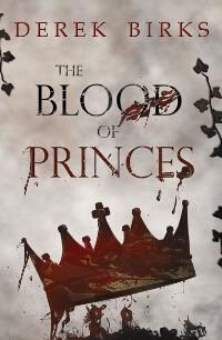 """The Blood of Princes designed by Katie Birks 
