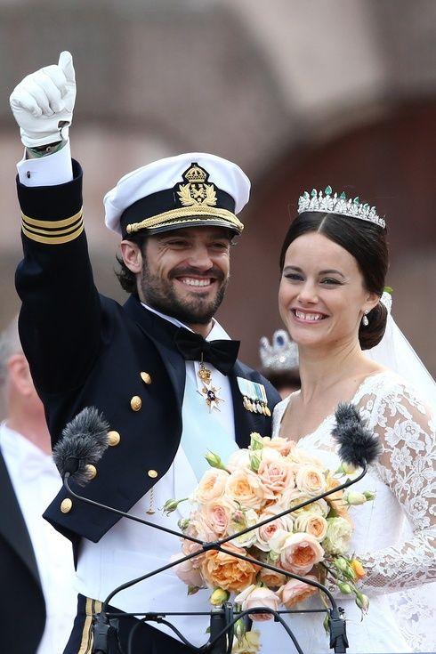 【ELLEgirl】スウェーデンのカール・フィリップ皇太子が結婚!|エル・ガール・オンライン