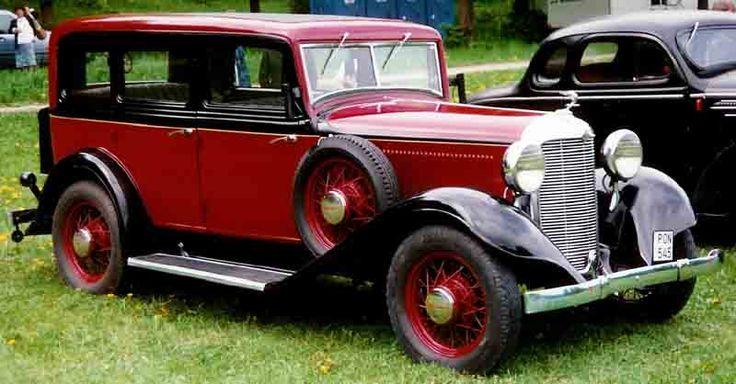 1932 de soto