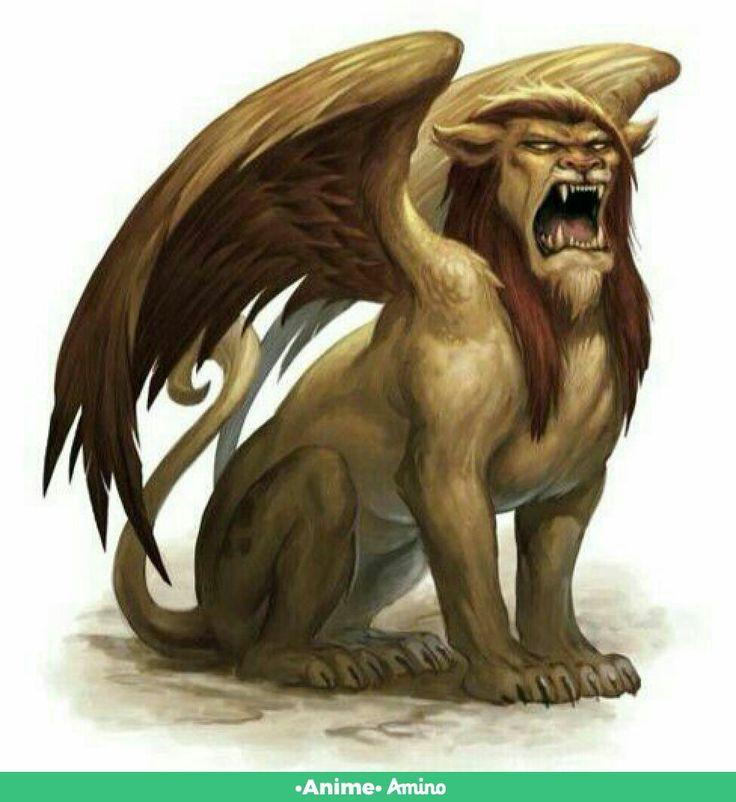 мифический лев картинки казючиц своим годам