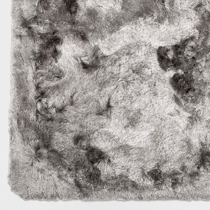 Alfombra shaggy alfombras cama zara home espa a for Zara alfombras