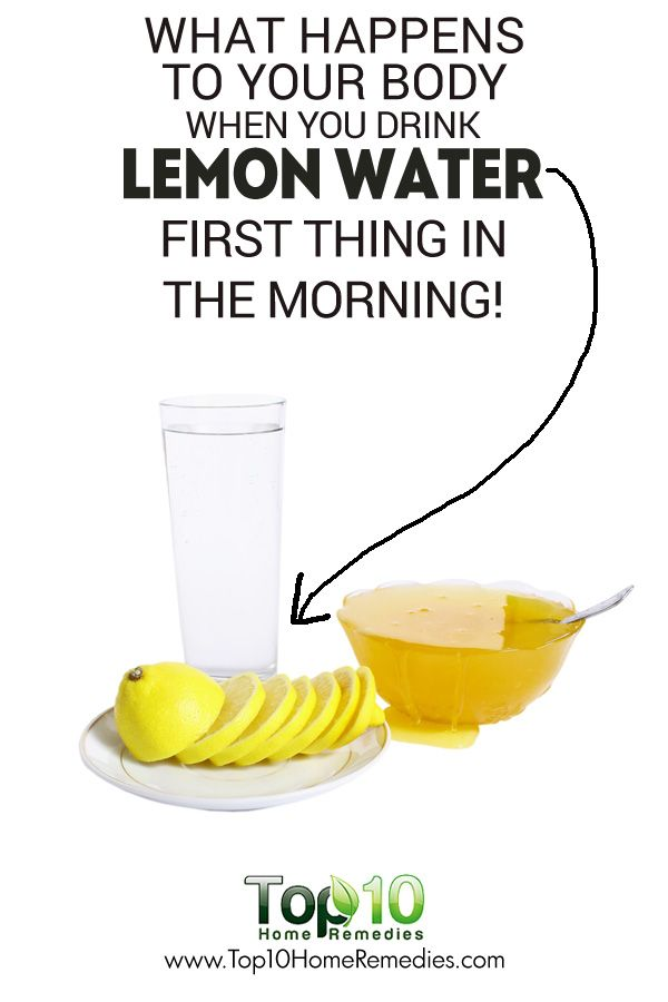 This is what happens to your body if you drink warm honey-lemon water in the morning.