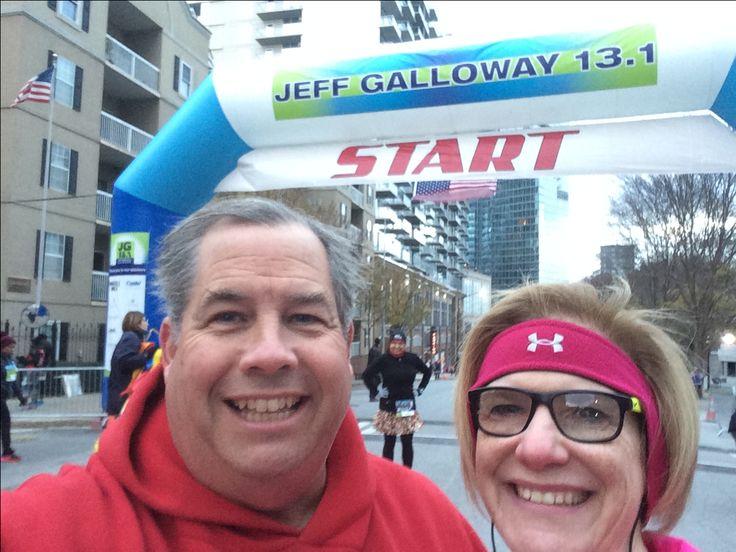 Jeff Galloway 13.1