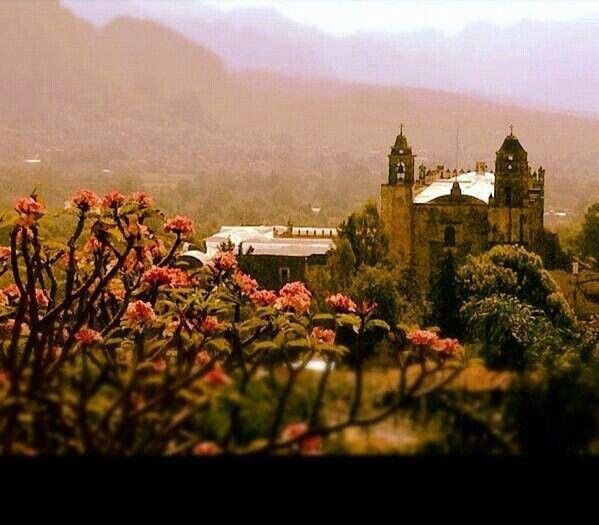 Tepoztlan Morelos Mexico - Magic Town
