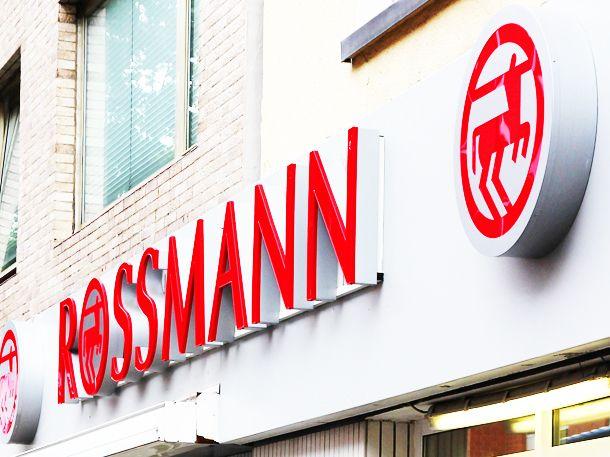 Rossmann: Dieses Produkt wird am häufigsten geklaut! – Euroshop Darband