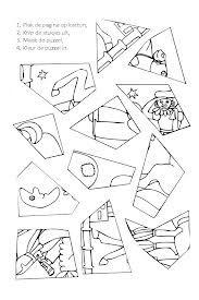 sinterklaas puzzel