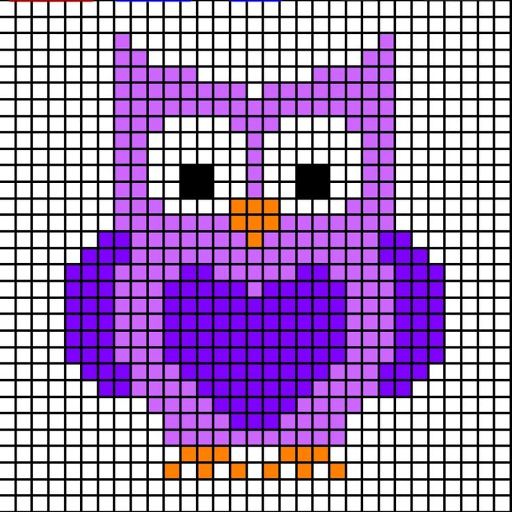 Grids for Kids! Block #5. M is for Monkey, N is for Narwhal, O is for Owl