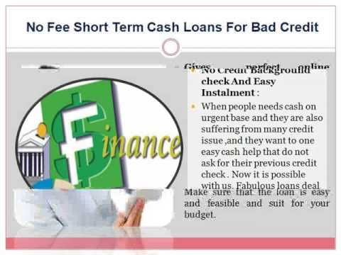Availing Easy Cash Without Any Tension of Credit Mistakes