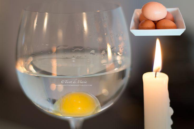 Ritual Limpia del Huevo y la Copa de Agua - Para el mal de Ojo ~ TAROT DE MARÍA - Tarot y Rituales de Alta Magia Blanca