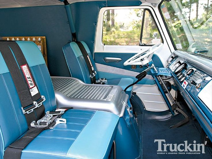 Ford Econoline Van Interiors Custom Van Interiors