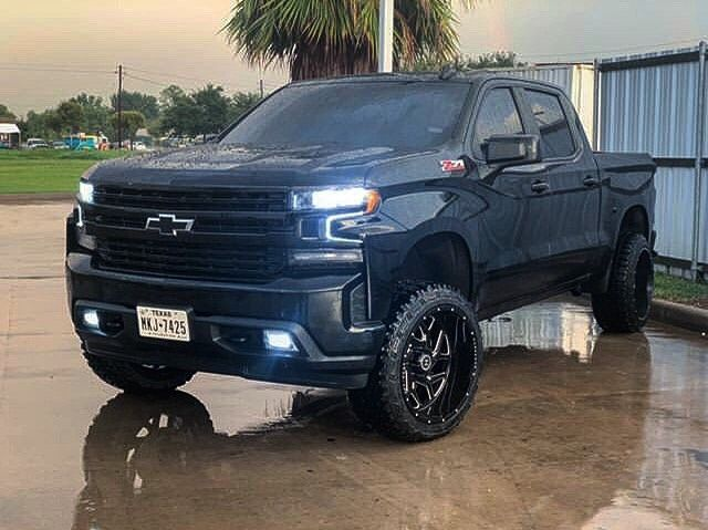 "@z71marco 2019 Silverado Rst Z71 4"" Ready lift #22x12 on ..."