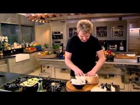 how to make traditional egg pasta gordon ramsay