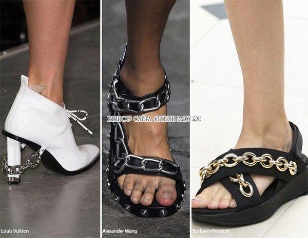Модная обувь весна - лето 2016: 32 тренда с фото
