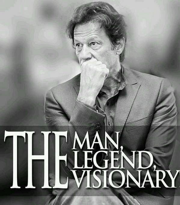 Imran Khan - PTI