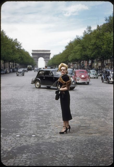 Paris in 1950