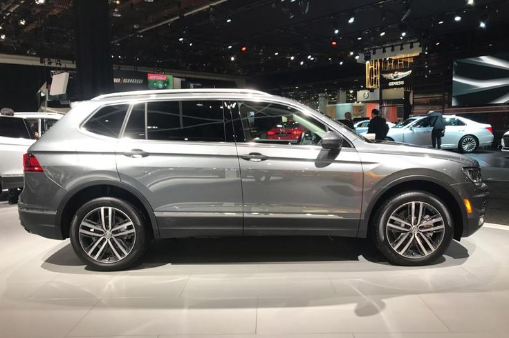 The Volkswagen Tiguan Allspace #carleasing deal |  One of the many cars and vans available to lease from www.carlease.uk.com
