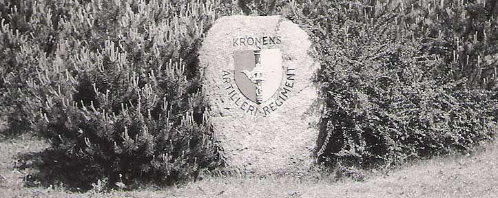 Kronens Artilleri Regiment 1 BAT 1963